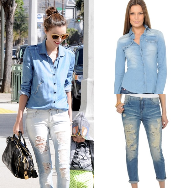 Renueva tu denim en primavera