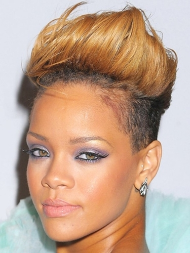 spiky Rihanna