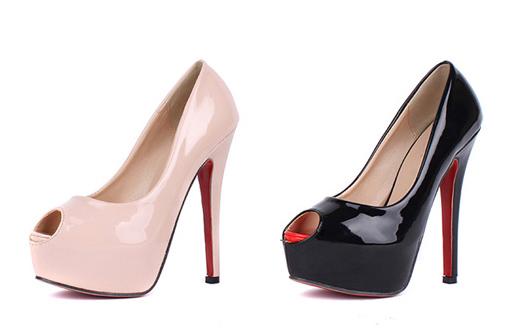 Zapatos Louboutin Imitaciones