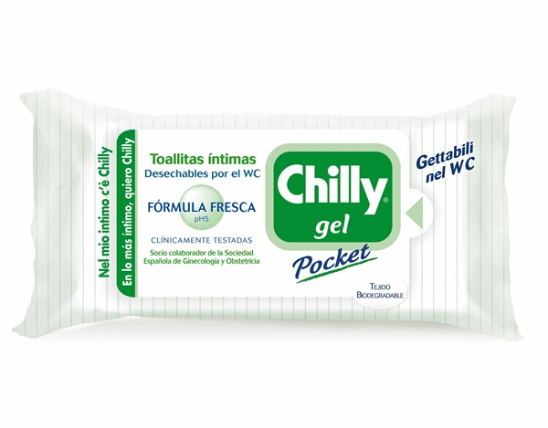CHILLY GEL POCKET