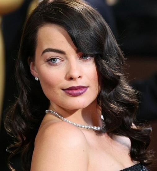 Margot Robbie en los Oscar